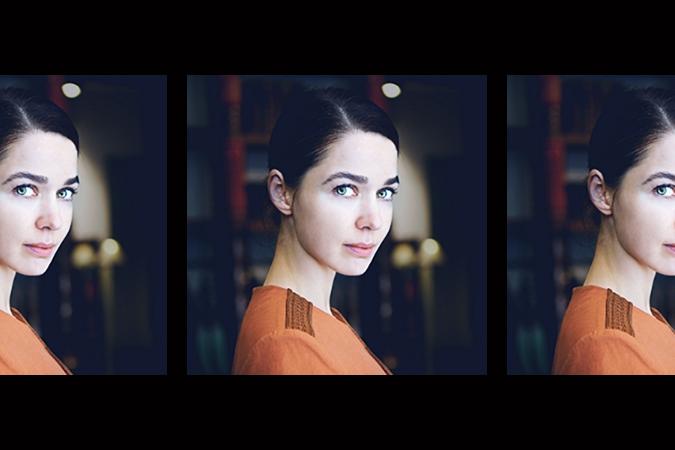Alena Akhmadullina portrait