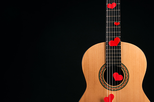 guitar shutterstock