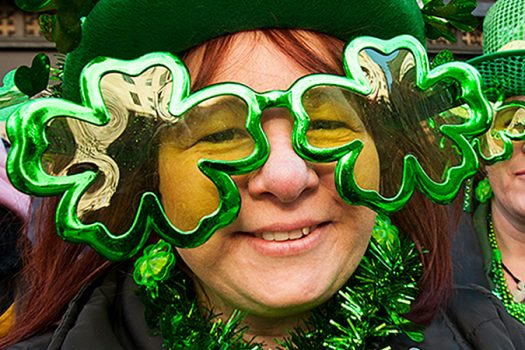 2018 st patricks day photo new york city jeff day