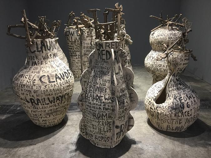 Jim Dine Art Basel HK 2018
