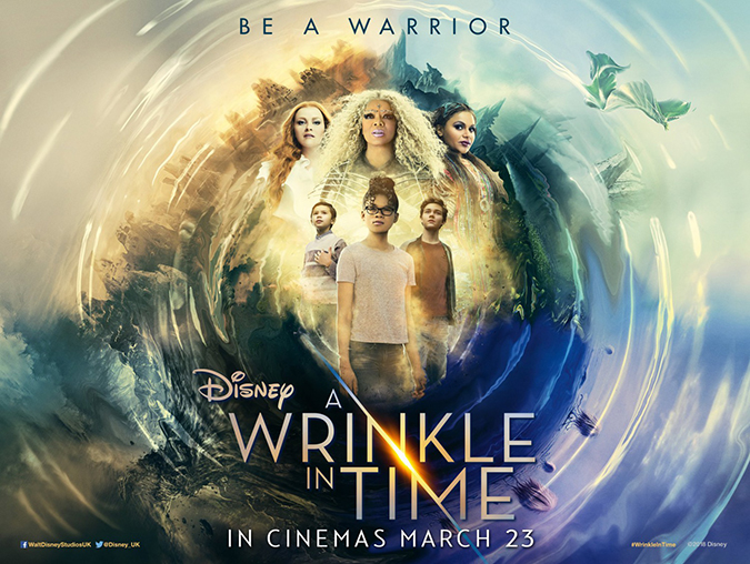 a wrinkel in time movie poster
