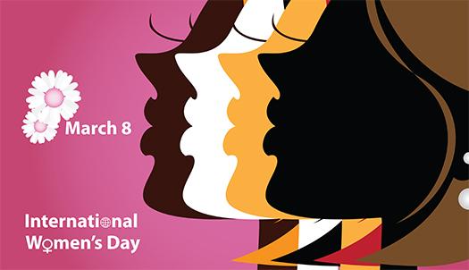international women's day shutterstock