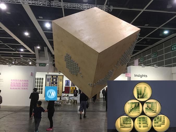 ivan navarro art basel hk 2018