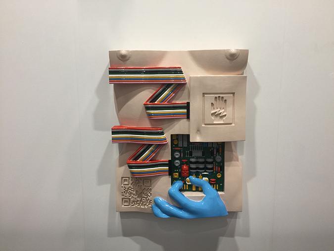 matthew palladino art basel hk 2018