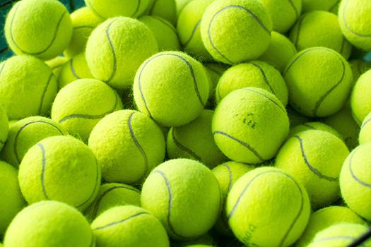 tennis balls shutterstock