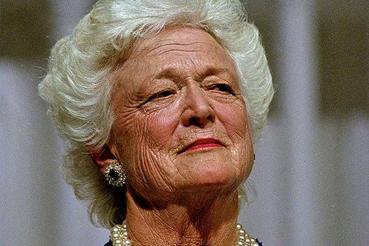 barbara bush shutterstock copy