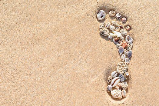 footprint beach shutterstock