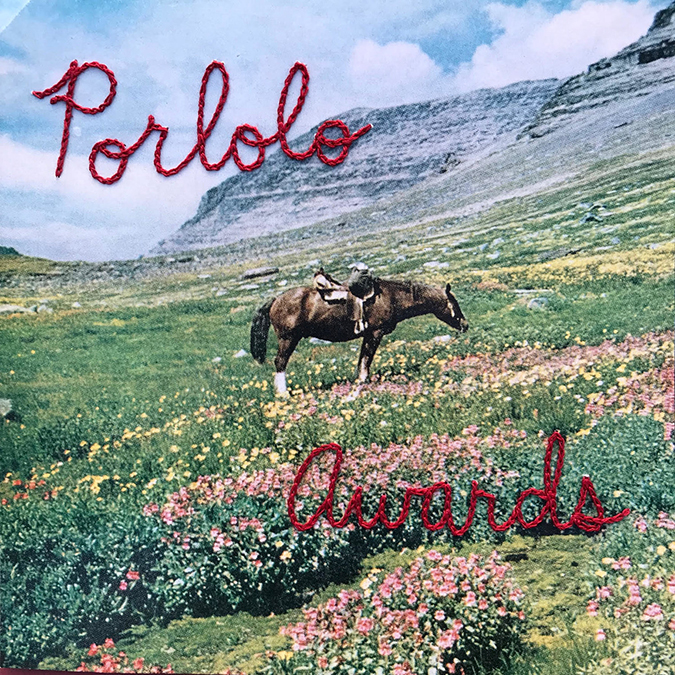 porlolo awards ep cover by jaimie gershen