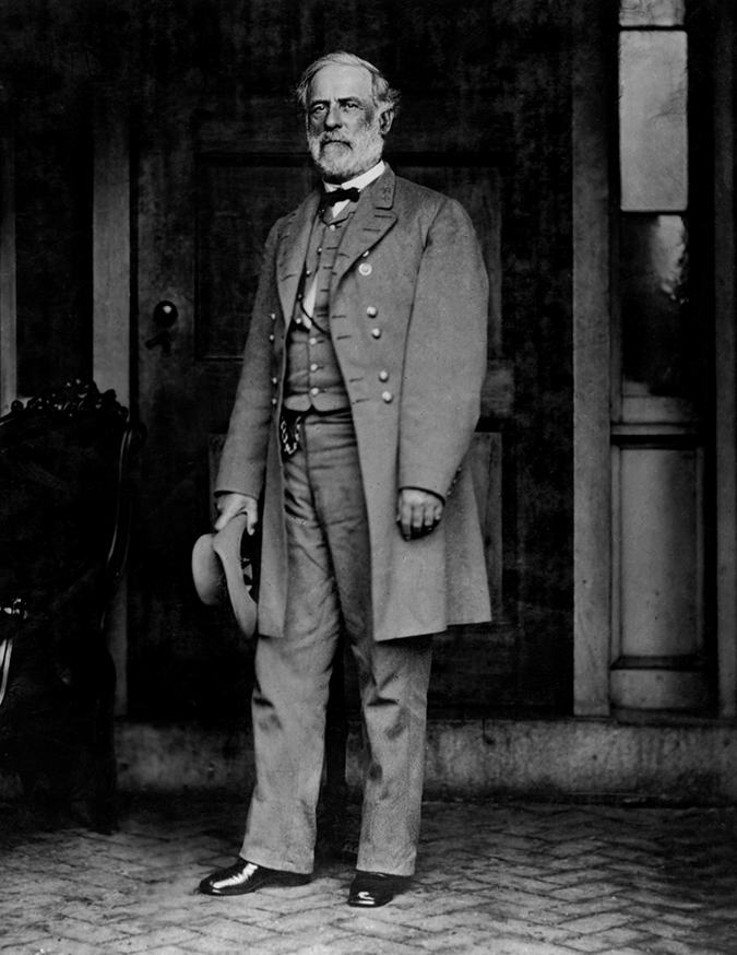 robert e lee shutterstock