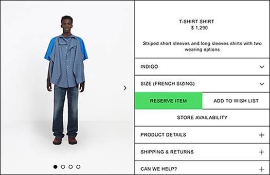 Balenciaga Official T-Shirt Shirt embed