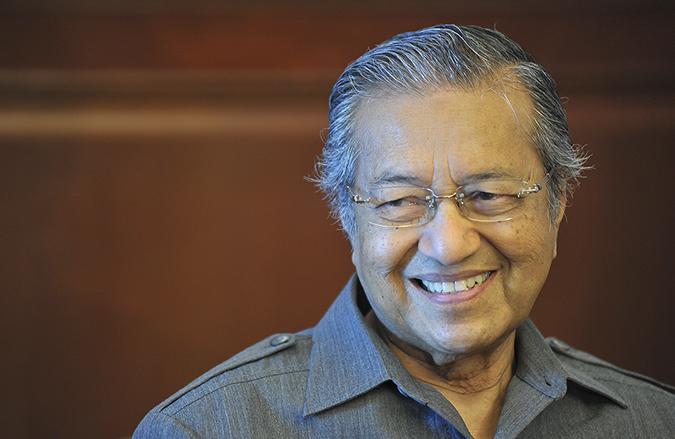 Dr. Mahathir Mohamad embed shutterstock