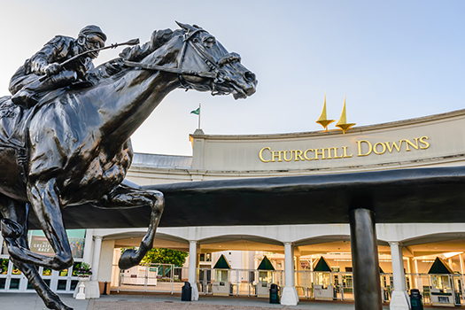 churchill downs shutterstock