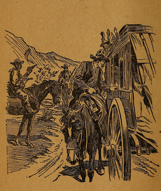 dalton gang illustration shutterstock embed