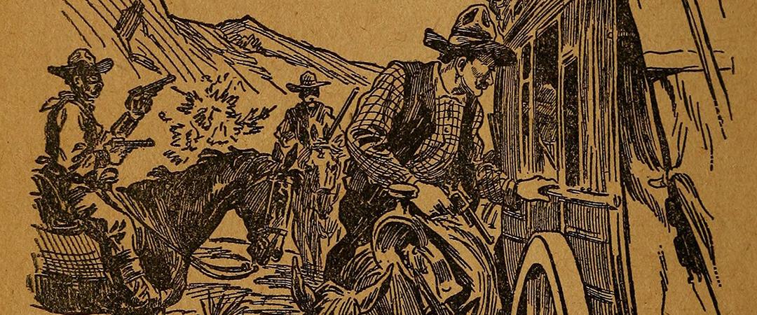 dalton gang illustration shutterstock