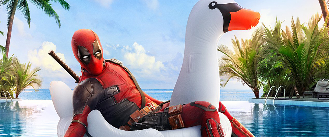 deadpool 2 movie poster feature