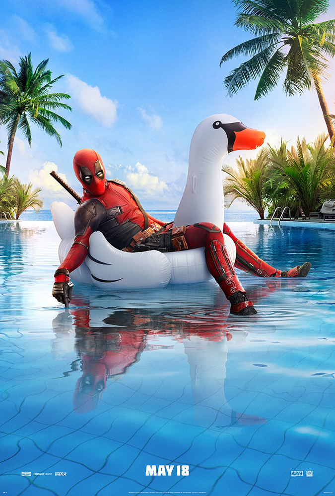 deadpool 2 poster embed