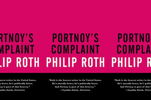 philip roth portnoy's complaint penguin random house
