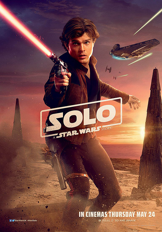solo poster embed