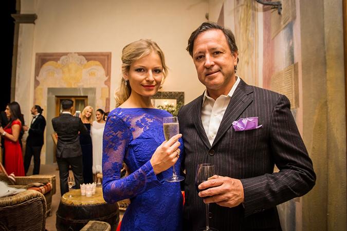 Nadiia & Glynn David Cohen 1 (Photo Credit – Villa Mangiacane)
