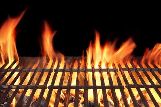 bbq grill shutterstock