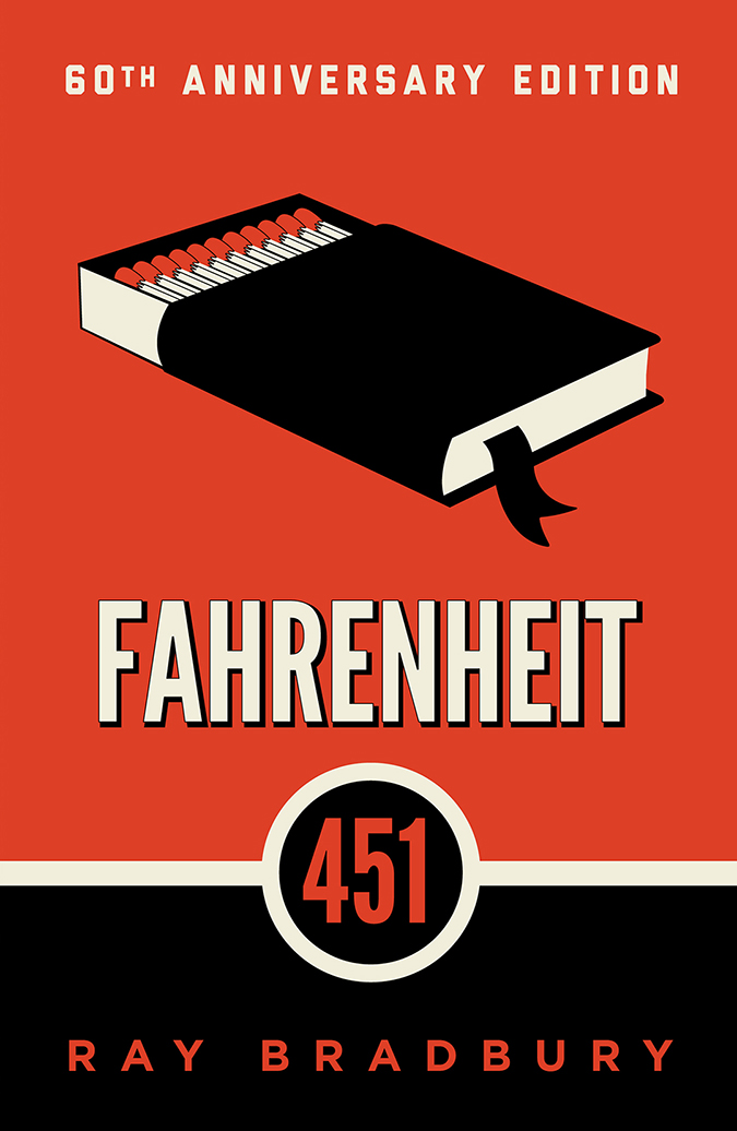 fahrenheit 451 simon and schuster book cover embed
