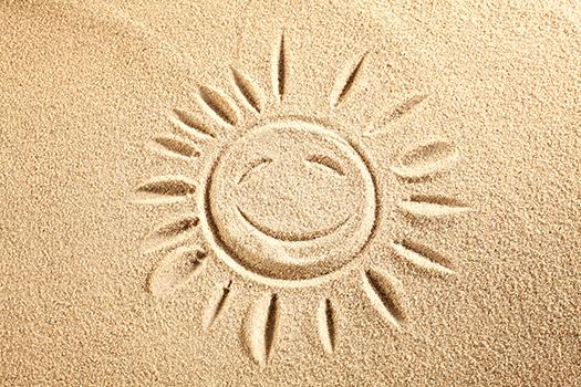 similing sun shutterstock
