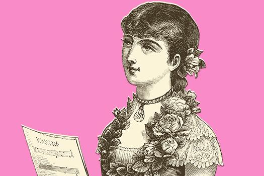 Image, La mode illustrée, Firmin-Didot et Cie, 1882, Shutterstock