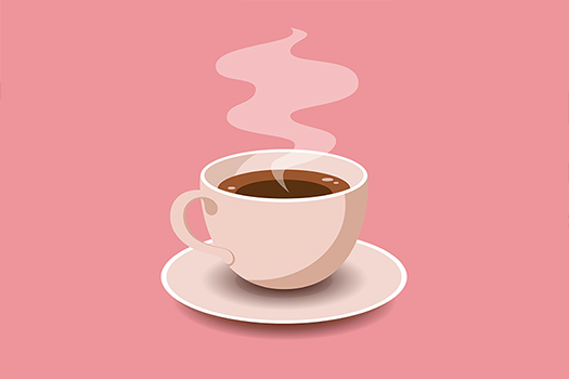 coffee art vector shutterstock
