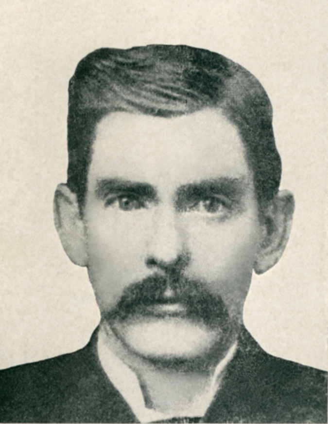 doc holliday photograph shutterstock