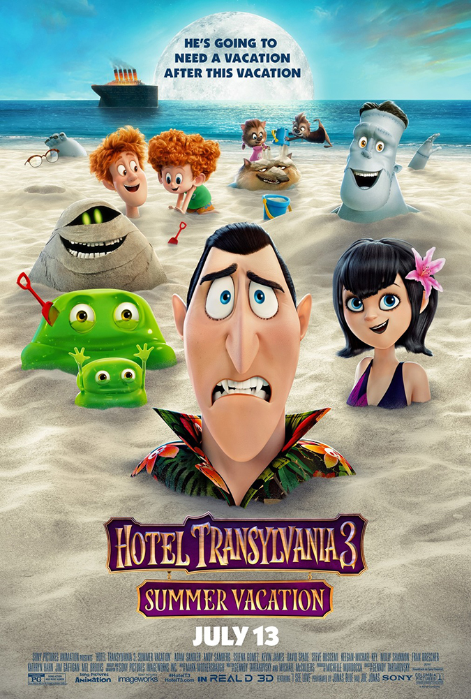 hotel transylvania 3 movie poster embed