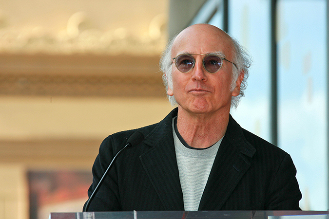 larry david shutterstock