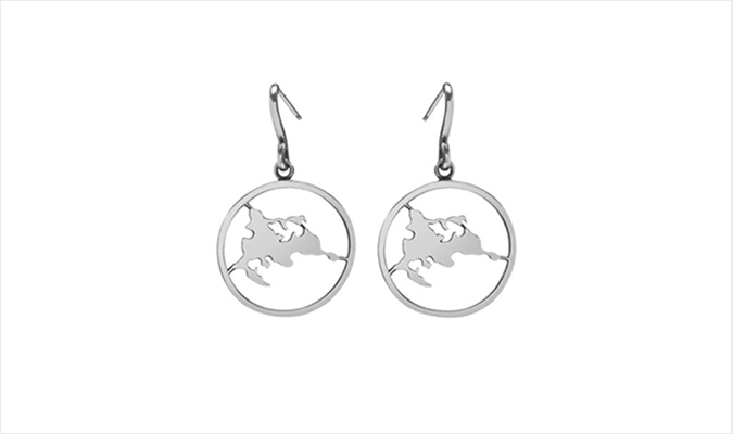 - Shelter Island Earrings - Photo Credit - CD Charms
