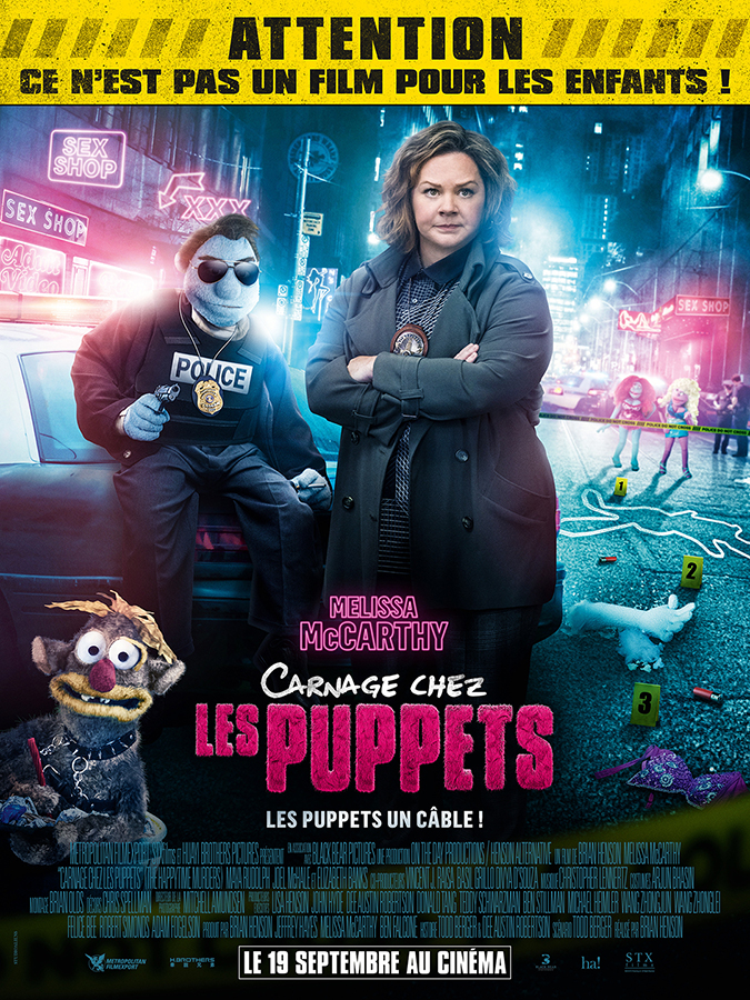 happytime murders poster embed
