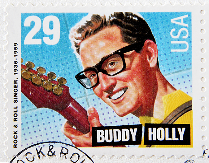 buddy holly stamp shutterstock feature'
