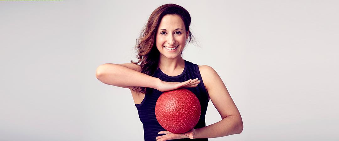 Andrea Fornarola Hunsberger (Photo Credit – Elements Fitness Studio