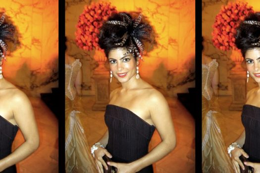 Lizze da Trindade Asher at Metropolitan Museum's Costume Institute Ball (Photo Credit – Lizzie da Trindade-Asher)