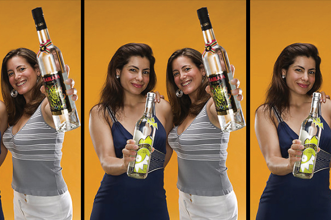 Lizzie and Melanie of Macchu Pisco (Photo Credit – Macchu Pisco) THIS ONE