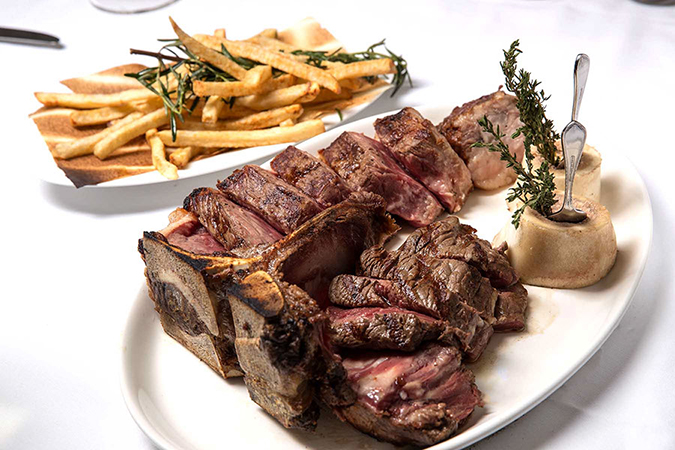 Steak (Photo Credit – Greenwich Steakhouse) COPYRIGHT CLEARED