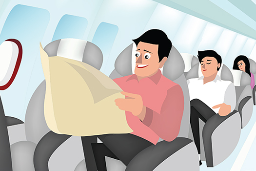 airline art vazzen shutterstock