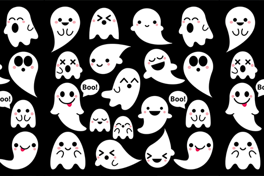 ghost art shutterstock a