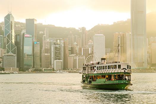 star ferry - shutterstock Benson Truong
