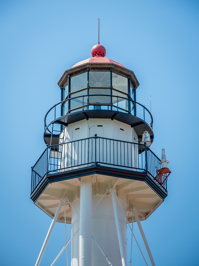 Whitefish Point Light 1a - Charles G. Haacker - Shutterstock