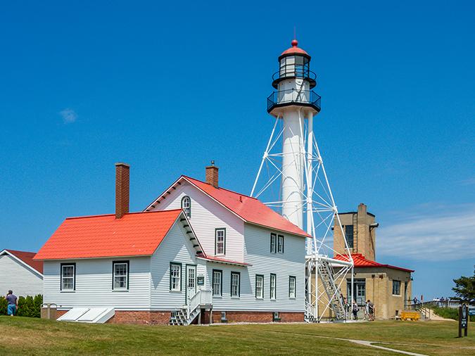 Whitefish Point Light 2 - Charles G. Haacker - Shutterstock