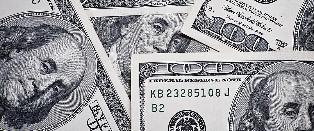 ben franklin 100 dollar bill - Wojciech_Zalewski - shutterstock