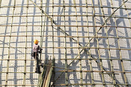 hong kong building - leungchopan - shutterstock