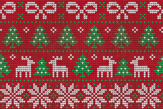 sweater pattern this one - Kanunnikov Pavlo - shutterstock