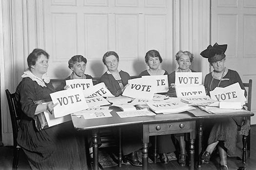 vote - everett historical - shutterstock