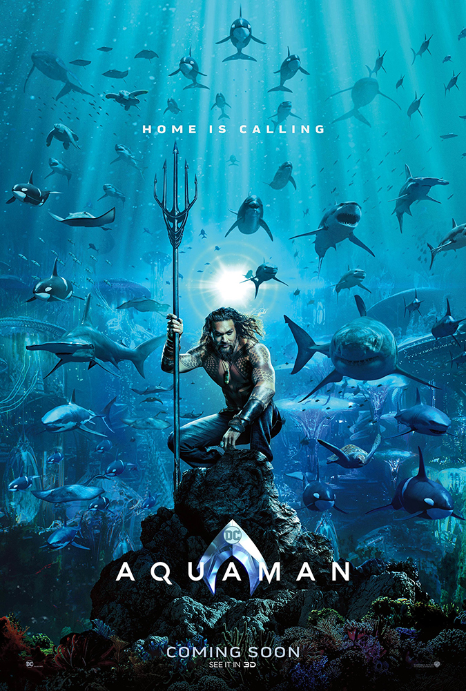 aquaman poster embed