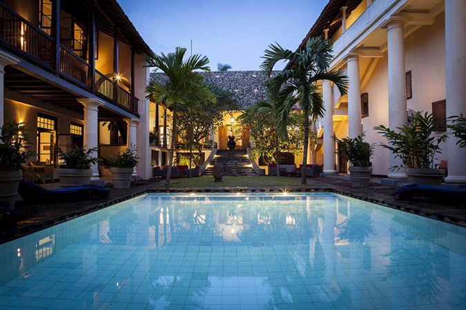 galle forte hotel