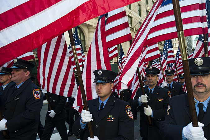 20181111©DAYVetsDay9963.jpg The 100th Anniversary of the WW1 Armistiice was commemorated by the Vets Day Parade rolling up 5th Avenue.